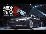 2.910 cv = Novo Audi R8 + Koenigsegg Regera + Aston Martin Vulcan em Genebra