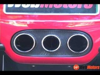 WebMotors: Andamos na Ferrari 458 Italia no Brasil