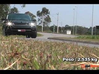 Avaliação WebMotors: Land Rover Range Rover Sport