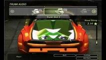 Need For Speed Underground 2 Tuning - Toyota Supra