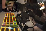 All the Small Things 5G* -3 (Rock Band 2 Expert Drums) w/ Ion Drum Rocker and cymbals!