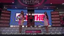 Giro d'Italia 2015 - stage 18: Philippe Gilbert and Alberto Contador post race interviews