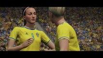 FIFA 16 - Les équipes nationales féminines débarquent !