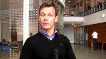 Niclas Stoldt talar om konsten att ta rätt beslut på Sigmas inspirationsdag den 23 nov