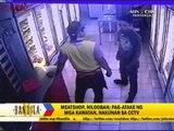 WATCH: Robbers attack Pampanga meat shop