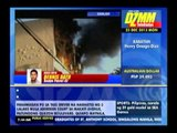 Fire hits warehouses in Paranaque