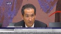 TRAVAUX ASSEMBLEE 14E LEGISLATURE : Audition de Patrick Drahi, président du groupe Altice, par la commission des affaires économiques