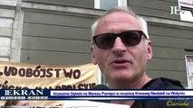 """Krzesimir Dębski: """"To, że jestem tu na świecie, to jakiś cud"""" (11.07.12)"""