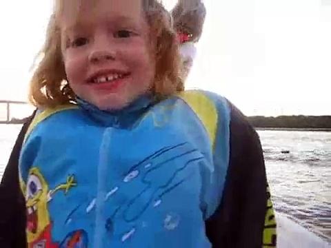 Chase shrimping