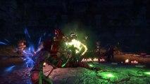 PS4 -THE ELDER SCROLLS ONLINE Tamriel Unlimited _ Exploring Tamriel Trailer