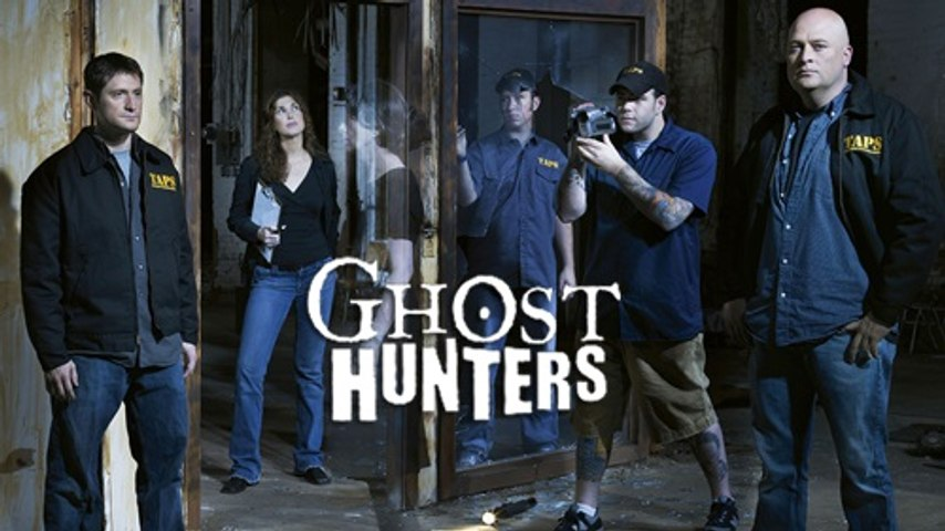 GHOST HUNTERS S01 E05 EASTERN STATE PENITENTIARY