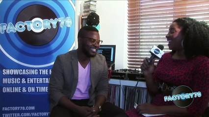 """FACTORY78: Falz """"the bahdguy"""" interview (London 2015)"""
