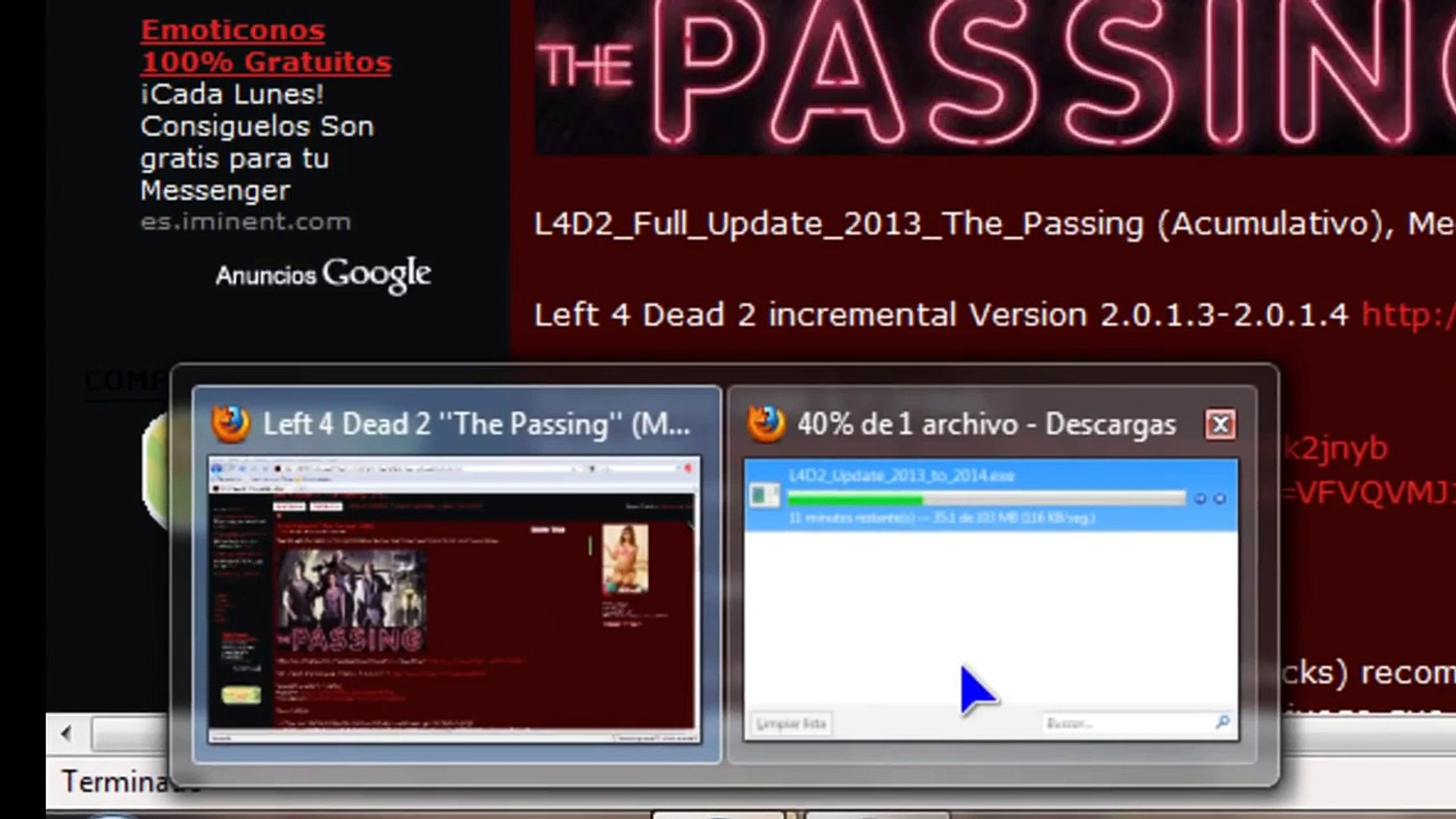 Como Instalar El Dlc de Left 4 Dead 2 The Passing