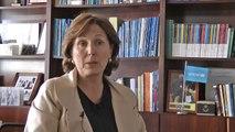 La presidenta de UNICEF España comenta la entrada de la pobreza infantil en el Congreso de España