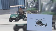 Fearless Harrison Ford Takes To The Skies Once Again Following Accident