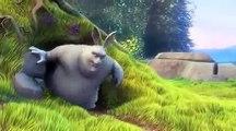 "Very Funny Cartoons ""Big Buck Bunny""  | Cartoons for kids  ""Big Buck Bunny"""
