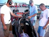 2500 H.P. 426c.i. Alcohol Blown Injected Hemi Big Block Dragster