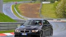 Bmw M3 E92 Nurburgring Wet Drifting