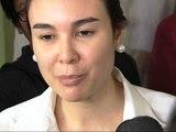 Gretchen testifies vs Claudine amid 'threats'