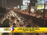 MMDA expects EDSA traffic to worsen as Christmas nears