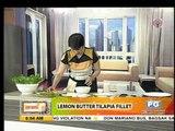 Recipe: Amy Perez' lemon butter tilapia fillet