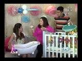 'Kris TV' throws baby shower for Melason baby