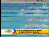 Pinay swimmer gets bronze instead of gold medal