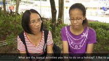 The Lifestyle of Domestic Helpers in Hong Kong