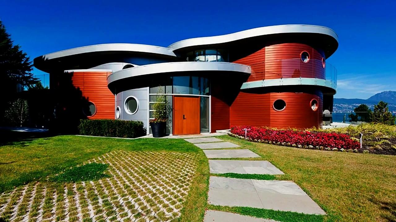 Modern House Designs | Futuristic Homes