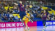 FCB Handbol: Highlights FC Barcelona-Villa de Aranda (46-30)