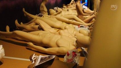 Les coulisses de l'exposition Jean Paul Gaultier