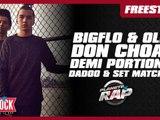 Freestyle de Bigflo et Oli, Don choa, Demi Portion, Set et Match, Dadoo en live dans Planète Rap