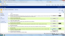 Sharepoint 2010 New Features HD 02 05 Creating a new Document Set