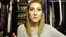 How-To: Kim Kardashian Makeup-- Double-Winged Liner