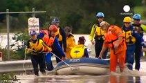 Australie : la tempête sévit toujours dans la région de Sydney