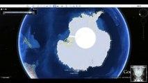UFO Crash Site Found In Antarctica In 2011. (UFO Alien OVNI)