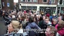 Herdenking Prins Friso in de Oude Kerk in Delft