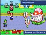 Vaasha joue à Mario & Luigi : Superstar Saga (22/04/2015 16:10)