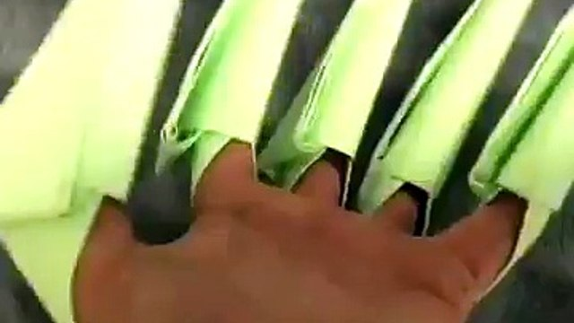How to Make: Origami Dragon Claws