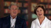 AmeriCorps Pledge Video from President George W. Bush and Laura Bush