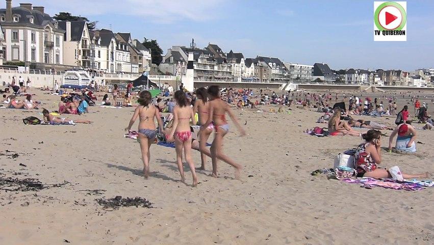 Brittany: April Holidays 2015 - QUIBERON 24 Television