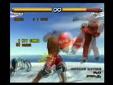 Tekken 5 The collaboration  Marduk&king combo act