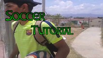 Soccer Tutorial 5 Learn AMAZING Football Freestyle Skills Drible Street Football HD
