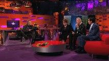 Stephen Mangan Introduces Himself as Robert De Niro... to Robert De Niro - The Graham Norton Show