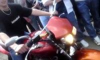 Concours échappement motos