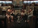 GRAMMY WINNERS Parker String Quartet plays Ligeti for NAXOS records