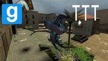 GMod: TTT - Many Manhacks