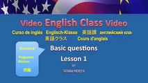 English Class 1 Inglés Clase. IMMERSION INTERNATIONAL 88 Classes to Bilingualism