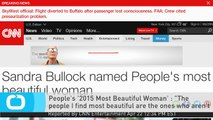 """People's '2015 Most Beautiful Woman' : """"The People I Find Most Beautiful are the Ones Who Aren't Trying"""""""