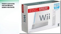 Nintendo Wii Console White w/ Wii Sports Resort -
